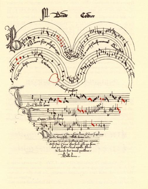 pentagramma e cuore